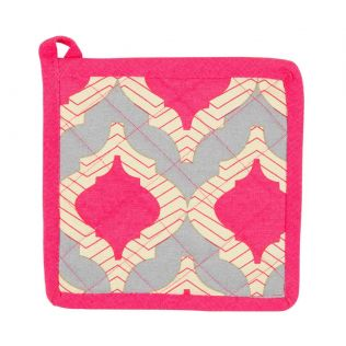 India Circus Lattice Practice Pot Holder