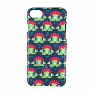 India Circus Lotus Toad iPhone 8 Cover