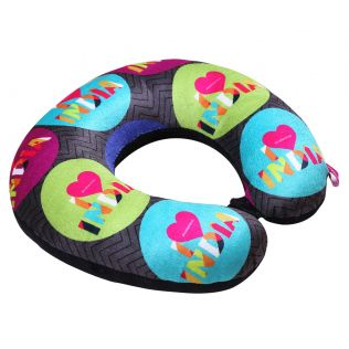 India Circus Love IC Neck Pillow