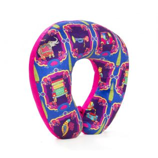 India Circus Magical Window Neck Pillow