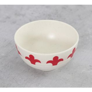 India Circus Masquerade Glimpse Soup Bowl