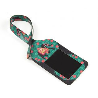 India Circus Mastodon's Reiteration Travel Tag Set of 2