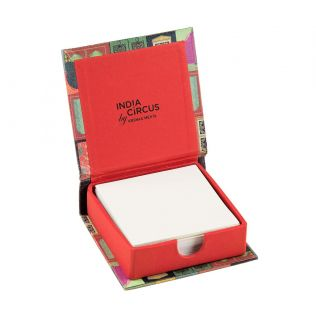 India Circus Mughal Doors Reiteration Memo Pad Box