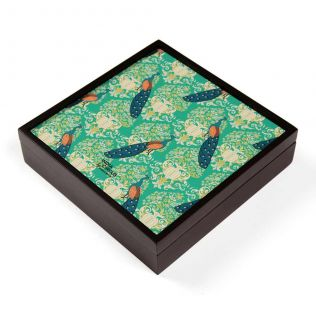 India Circus Muster of Eloquence Small Storage Box