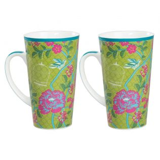 India Circus Natures Essence Paradise Conical Mug