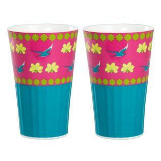 India Circus Natures Essence Paradise Tall Tumbler