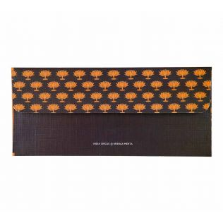 India Circus Palatial Courtyard Gift Envelope Set of 6
