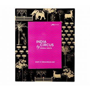 India Circus Palatial Courtyard Photo Frame