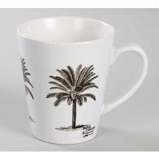 India Circus Palm Parade Coffee Mug