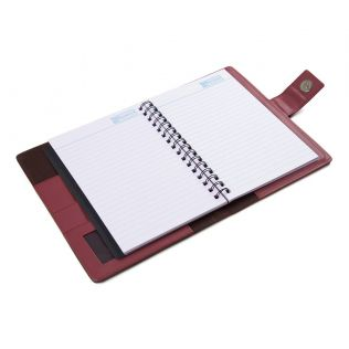 India Circus Palmeira Reiteration Notebook Planner