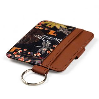 India Circus Palmeria Bloomer Keychain Card Holder