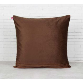 India Circus Palmeria Conifer Reiteration Blended Velvet Cushion Cover