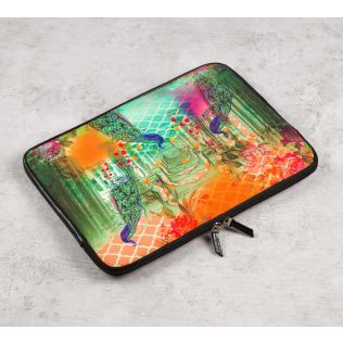 India Circus Peacock Dwar 13-inch Laptop Bag