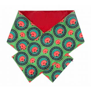 India Circus Platter Symmetry Bed and Table Runner