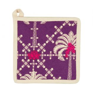 India Circus Poly Palmeira Pot Holder