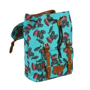 India Circus Pop Tanga Backpack