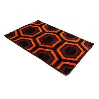 India Circus Prismatic Hexagons Bathmat