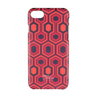 India Circus Prismatic Hexagons iPhone 8 Cover
