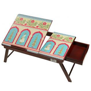 India Circus Regal fluorescence Laptop Table