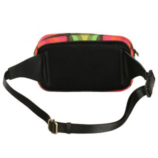 India Circus Ripple in a Zipper Belt Bag