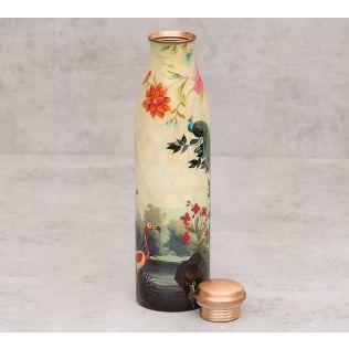 India Circus River Bank Silvassa Copper Bottle