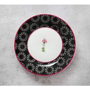 India Circus Rosa Eden Elizabeth Quarter Plate