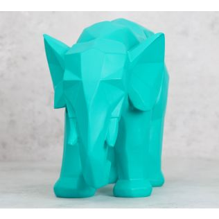 India Circus Savanna Tusker Figurine