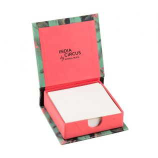 India Circus The Famished Cheetah Memo Pad Box