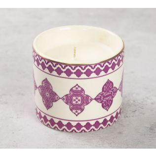 India Circus The Morning Glory Candle Votive