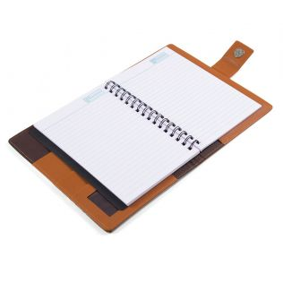 India Circus Timber Trails Notebook Planner