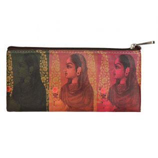 India Circus Tinted Queen Small Utility Pouch