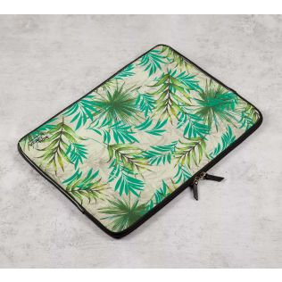 India Circus Tropical Fall Laptop Sleeve