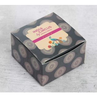 India Circus Vanilla Bean Tea Light candles (Set of 12)