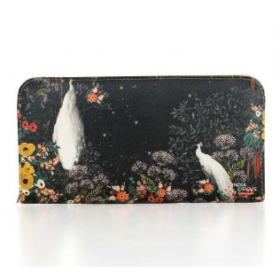 India Circus Vintage Spring Ladies Zipper Wallet