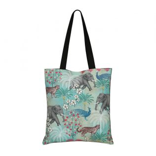 India Circus Wildlife Safari Jhola Bag
