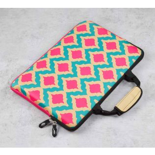 India Circus Lattice Practice Laptop Sleeve and Bag