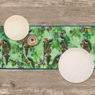 Looking for Raindrops Table Runner