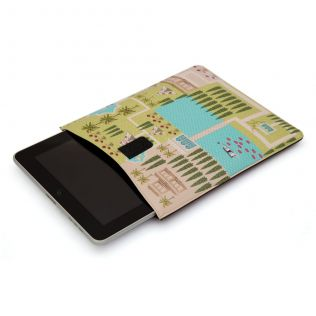 Maze Garden iPad / Tablet sleeve