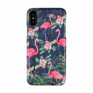 India Circus Moksha Hansa iPhone X Cover