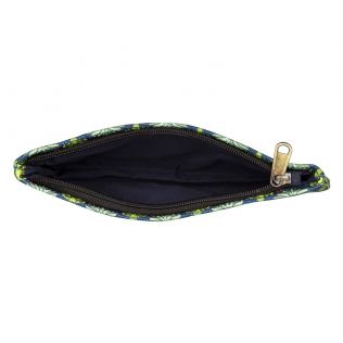 India Circus Palmeira Reiteration Small Makeup Pouch