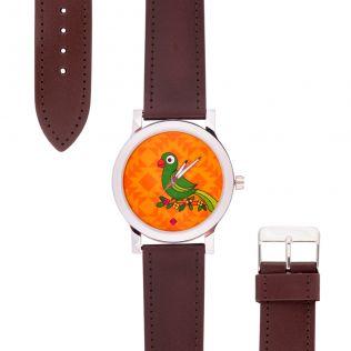 Parrot Talk Men's Watch