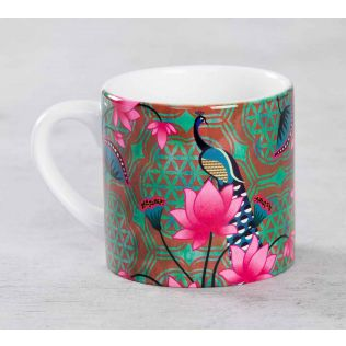 India Circus Realm of Pride Expresso Mug