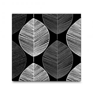 Monochrome Monologues Canvas Mounted Wall Art