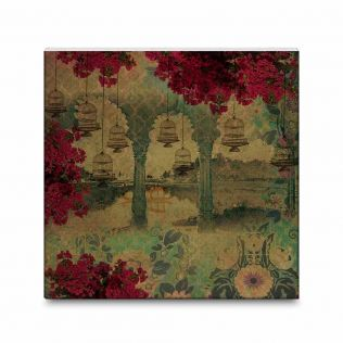 Buy Canvas Mounted Wall Art Online - Home Decor