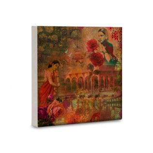 Forlorn Fates Canvas Mounted Wall Art