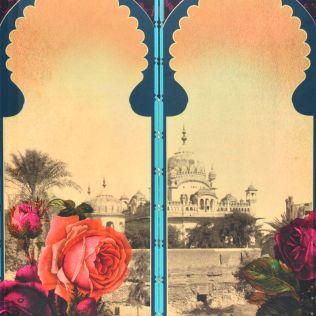 Rose Dawn Notebook