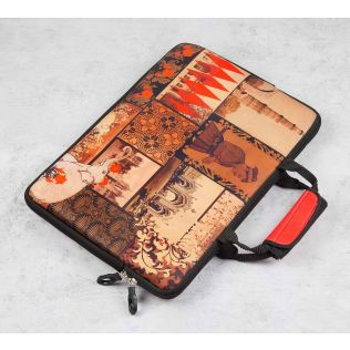 India Circus The Mughal Era Laptop Sleeve and Bag