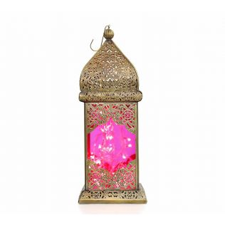 Traditional Copper Ogee Lantern