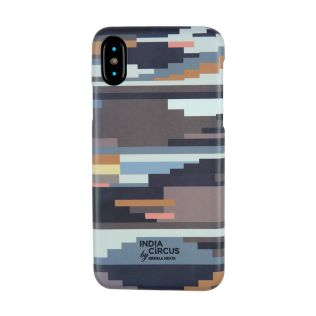 India Circus Weaves of Blarney iPhone X Cover