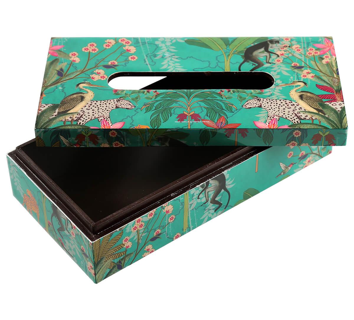 Animal Kingdom Tissue Box Holder